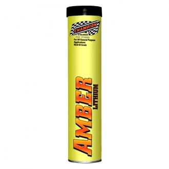 Champion Brands® - Amber Lithium Grease