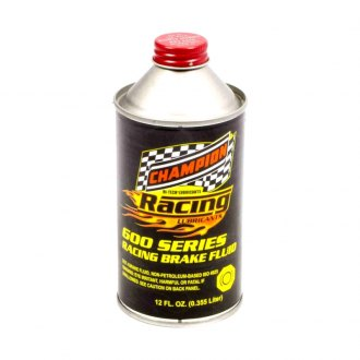 Champion Brands® - 600 Series Racing DOT 4 Brake Fluid, 1x12 oz.