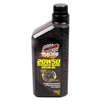 Champion Brands® - Symantec Blend 20w-50 Racing Motor Oil, 1x1 Qt.