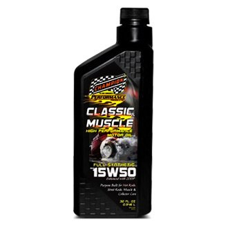 Champion Brands® - Classic & Muscle Full Synthetic 15w-50 Motor Oil, 1x1 Qt.