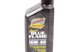 Champion Brands® - Classic Blue Flame™ Synthetic Blend 15w-40, 1x1 Qt.