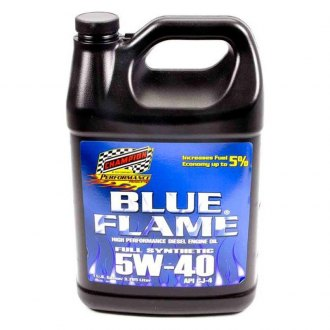 Champion Brands® - Blue Flame™ Synthetic 5w-40 Diesel Motor Oil, 1x1 Gal.