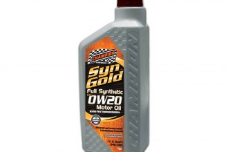 Champion Brands® - SynGold™ Full Synthetic 0w-20 Motor Oil SN/GF-5, 1x1 Qt.
