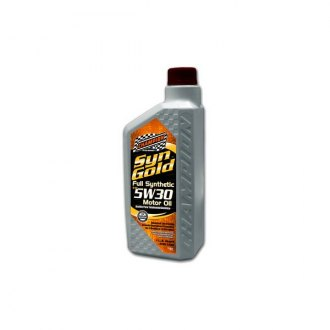 Champion Brands® - SynGold™ Full Synthetic 5w-30 Motor Oil SN/GF-5, 1x1 Qt.
