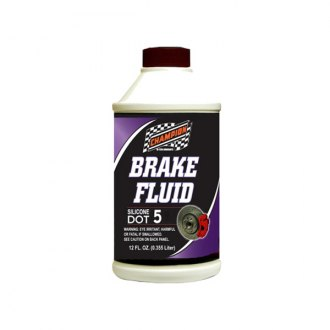 Champion Brands® - DOT 5 Silicone Brake Fluid, 12x11 oz.