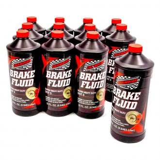 Champion Brands® - HD DOT 3 Brake Fluid, 12x1 Qt.