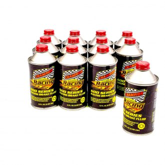 Champion Brands® - 600 Series Racing DOT 4 Brake Fluid 12x12 oz