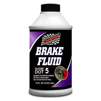Champion Brands® - DOT 5 Silicone Brake Fluid