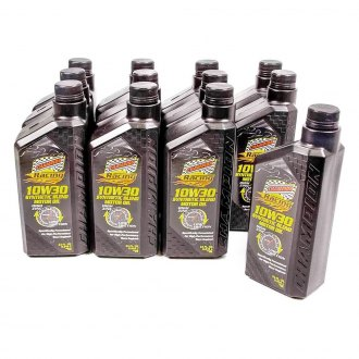 Champion Brands® - Symantec Blend 10w-30 Racing Motor Oil, 12x1 Qt.