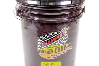 Champion Brands® - Symantec Blend 20w-50 Racing Motor Oil, 5 Gal.