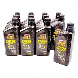 Champion Brands® - Full Synthetic 15w-50 Racing Motor Oil, 12x1 Qt.
