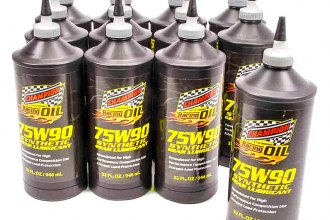 Champion Brands® - Racing Full Synthetic 75w-90 Gear Lubricant, 12x1 Qt.