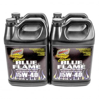 Champion Brands® - Classic Blue Flame™ Synthetic Blend 15w-40, 4x1 Gal.