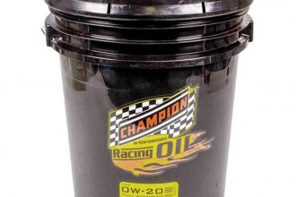 Champion Brands® - Full Synthetic 0w-20 Racing Motor Oil, 1x5 Gal.