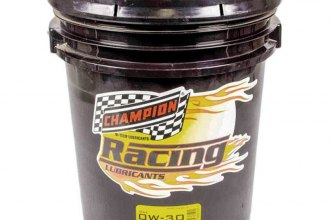 Champion Brands® - Full Synthetic 0w-30 Racing Motor Oil, 1x5 Gal.
