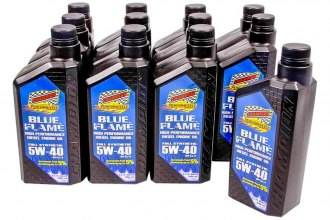 Champion Brands® - Blue Flame™ Synthetic 5w-40 Diesel Motor Oil, 12x1 Qt.