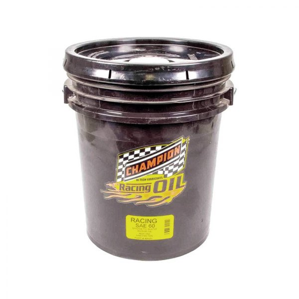 Champion brands 4202d sae 60 synthetic blend racing for Racing motor oil brands