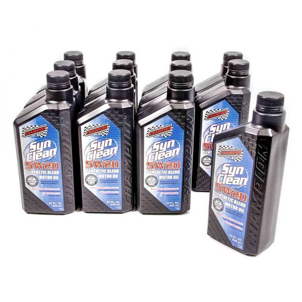 Champion Brands 4230h Synclean Sae 5w 20 Synthetic