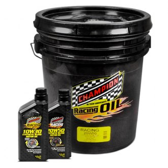 Champion Brands® - Synthetic Blend Racing Motor Oil