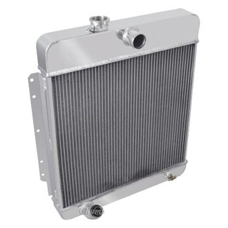 Champion Cooling Systems® - 3-Row All-Aluminum Radiator