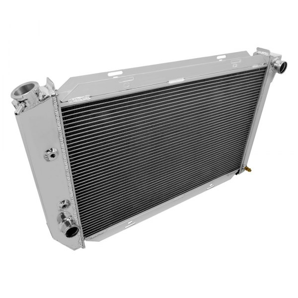 Champion Cooling Systems® - 2-Row All-Aluminum Radiator