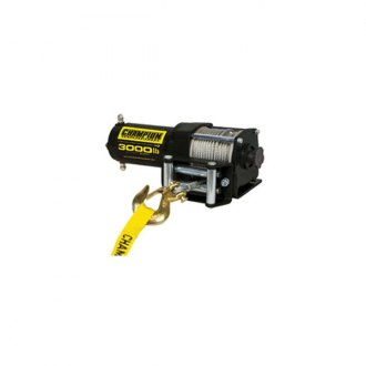 Champion Fulfillment® - 3000 lbs Capacity Winch