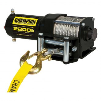 Champion Fulfillment® - Champion 2200 lbs Winch Kit