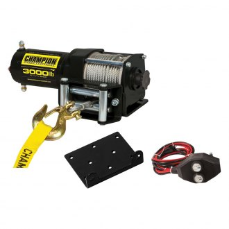 Champion Fulfillment® - Champion 3000 lbs Winch Kit