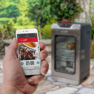 Char-Broil® - Digital Electric Smoker with Smartchef™ Technology