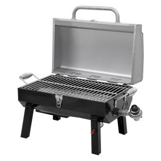 Char-Broil® - Stainless Portable Gas Grill