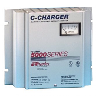 Charles® - 5000 SP 3-Bank Series Battery Charger