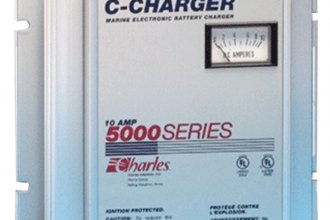 Charles® - Charger 5000 Series 10A/3Bank