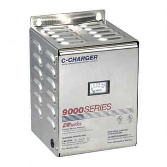 Charles® - 9000 Sp Series 3-Bank Battery Charger