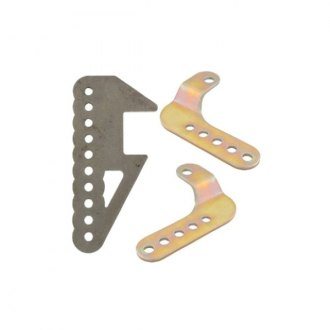 Chassis Engineering® - Adjustable Lower Shock Mounts Chassis Tab