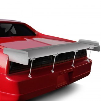 Chassis Engineering® - Pro Adjustable Rear Spoiler (Unpainted)