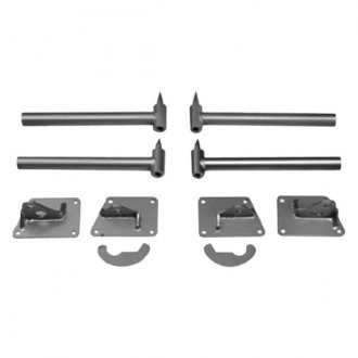 Chassis Engineering® - Lightweight Door Hinge Kit