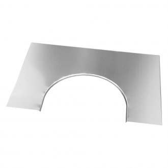 Chassis Engineering® - Aluminum Flange Kit