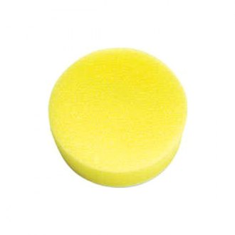 "Chicago Pneumatic® - 3-1/2"" Yellow Sponge Hard Pad"