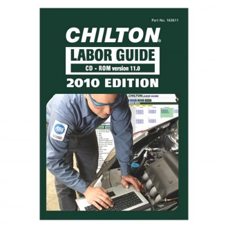 Chilton® - Labor Guide on CD