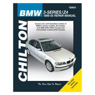 Chilton® - BMW 3-Series and Z4 Repair Manual