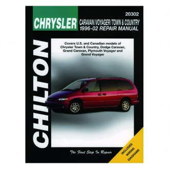 Chilton® - Chrysler Caravan/Voyager/Town and Country Repair Manual