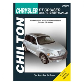 Chilton® - Chrysler PT Cruiser Repair Manual
