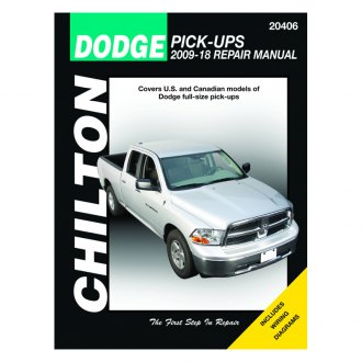 Chilton® - Dodge Pick-Up Repair Manual