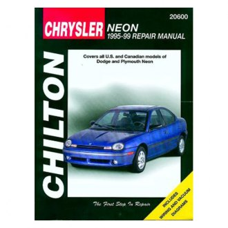 1996 dodge neon auto repair manuals at carid com rh carid com 1996 Dodge Neon Repair Help 1996 Dodge Neon Repair Help