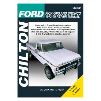 1977 ford f 150 auto repair manuals at carid com rh carid com ford truck repair manual free 2001 ranger ford truck repair manual chilton's