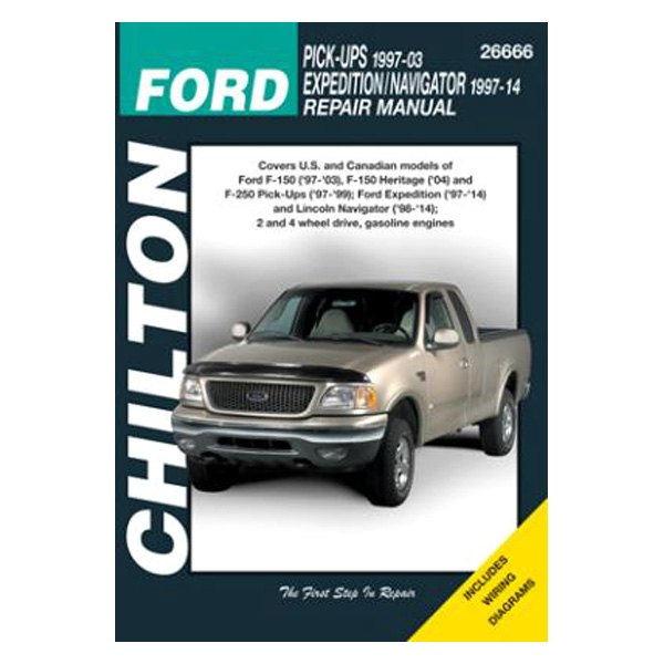 Chilton Repair Manual