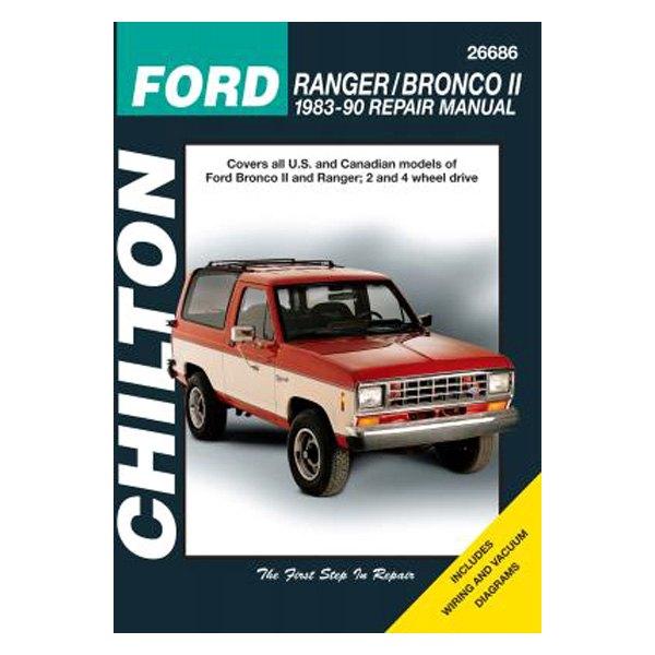 chilton ford ranger repair manual