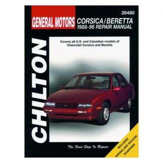 Chevy beretta parts replacement maintenance repair carid chilton repair manual sciox Images