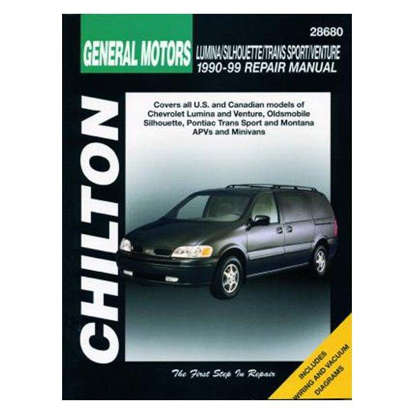 Chilton 28680 general motors lumina silhouette trans for General motors suv models