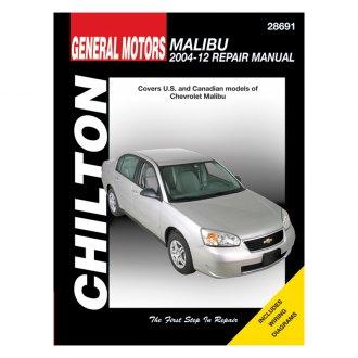 2011 malibu manual
